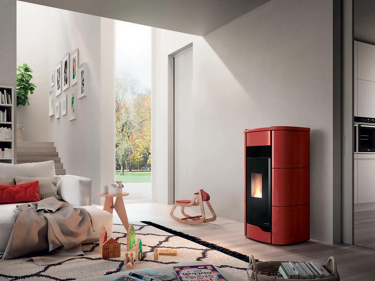 po les pellet ehrhardt chemin es. Black Bedroom Furniture Sets. Home Design Ideas